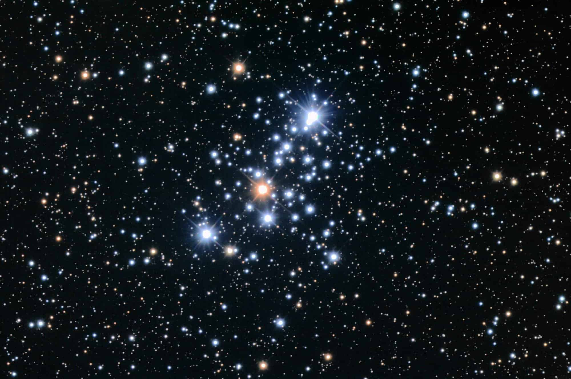 Processed with MaxIm DL 4 - ¿Son doce o trece los signos del zodiaco? - hermandadblanca.org