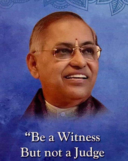 20170728 jorge id130183 parvathi kumar witness no judge - El símbolo espiritual de la Svastikas, seminario del Maestro K. Parvathi Kumar Suiza febrero de 2001 - hermandadblanca.org