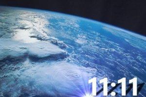 """Números 11.11, la """"secuencia numérica"""" de un grupo de 1.111 Espíritus Guardianes o Ángeles"""