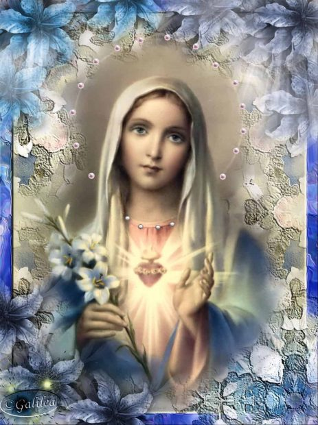 20170731 gonzevagonz23596 id130332 Corazón de María. 1 jpg - Mensaje de la Madre María canalizado el 30 de Julio de 2017 - hermandadblanca.org