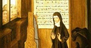Hildegarda de Bingen, la curandera que usó  remedios herbales durante los tiempos medievales