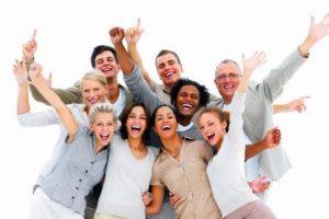 Los cuatro hábitos de las personas felices
