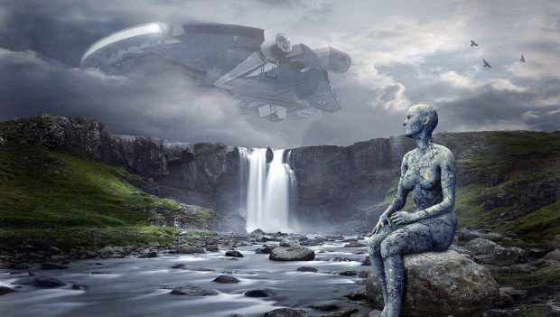 Religión y extraterrestres