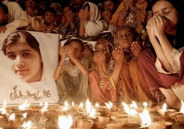APTOPIX Pakistan Malala - ¿Quién es Malala? - hermandadblanca.org