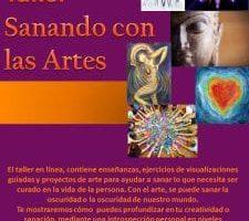 Taller Sanando con las Artes Online