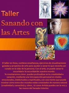 20170904 lauragamboa293742 id131732 Diapositiva1 - Taller Sanando con las Artes Online - hermandadblanca.org