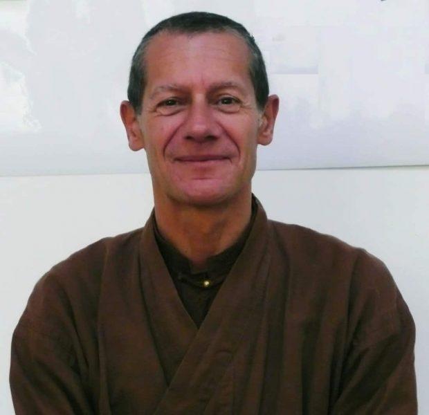 Patrice Gros, maestro de reiki