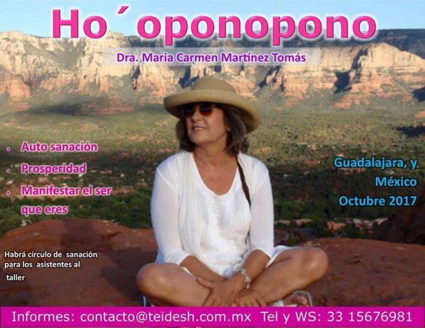 20170907 jorge id131846 mari carmen hooponopono mexico - Cursos de Ho'oponopono, prosperidad y espíritu de aloha - hermandadblanca.org