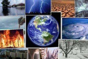 Prevención ante desastres naturales ¿Sabes qué hacer?