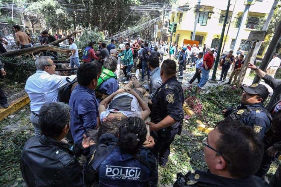 20170922 odette289135 id132600 oscar - Tragedia en México. Generamos sociedades preparadas para enfrentar emergencias. - hermandadblanca.org