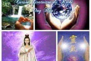 Curso de Maestría en Reiki Heiwa to Ai y Usui gratuito