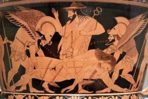 Asopo, el dios griego