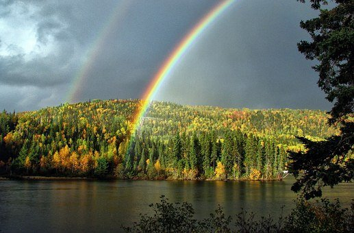 20171005 suonidiluce253 id133287 arcobaleno - El camino hacia la sanación – 4 ª parte - hermandadblanca.org