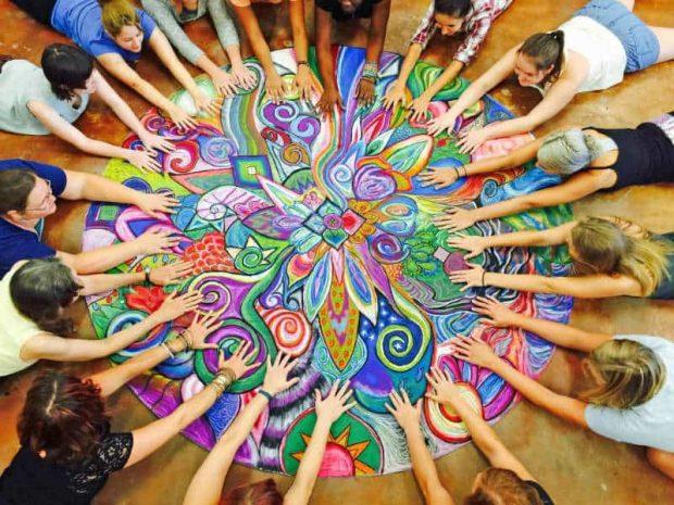 introducirnosenelarte - Introducirnos en el Arte y Despertar la Creatividad que estaba Dormida. - hermandadblanca.org
