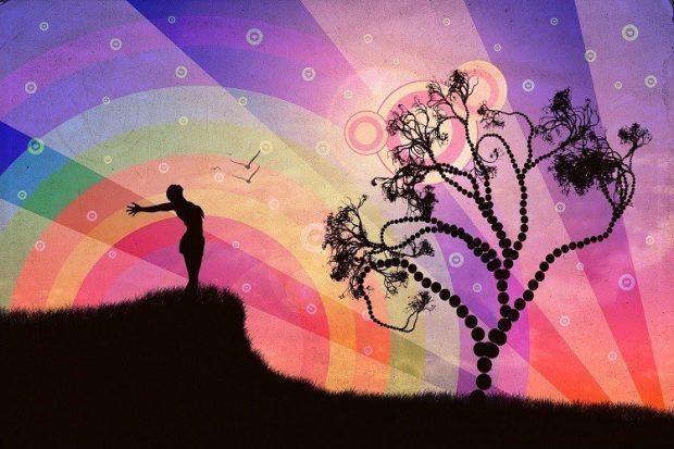 Freedom illustration - SI TODO ES ENERGIA Y TODO ES MENTAL  ¿POR QUÉ SEGUIMOS PAGANDO EL RECIBO DE LA LUZ? - hermandadblanca.org