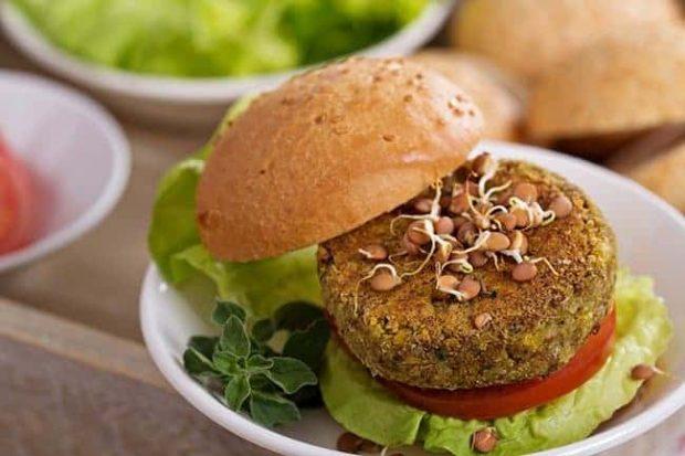 Vegan burgers with lentils and pistashios - Variedad, sabor y buena nutrición, con fabulosa receta de lentejas - hermandadblanca.org