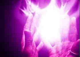 Aura Color Índigo, Color del Amor, la Entrega y la Espiritualidad