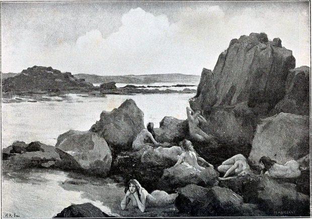 20171122 paedomabdil23593 id135219 Oceanida3 - Oceánidas, los dioses griegos de los ríos - hermandadblanca.org