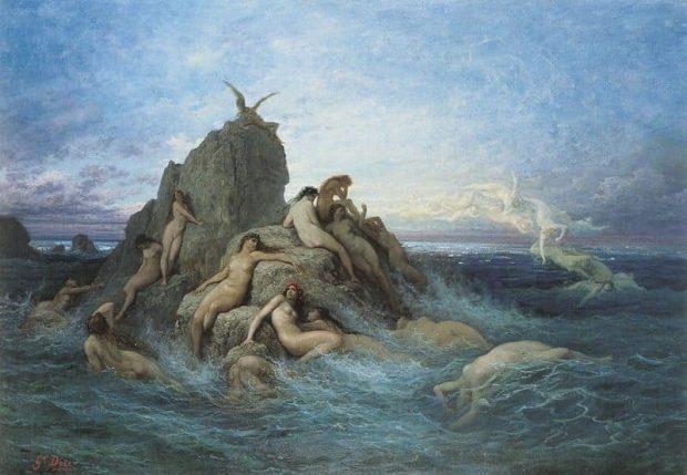 20171122 paedomabdil23593 id135219 Oceanida4 - Oceánidas, los dioses griegos de los ríos - hermandadblanca.org