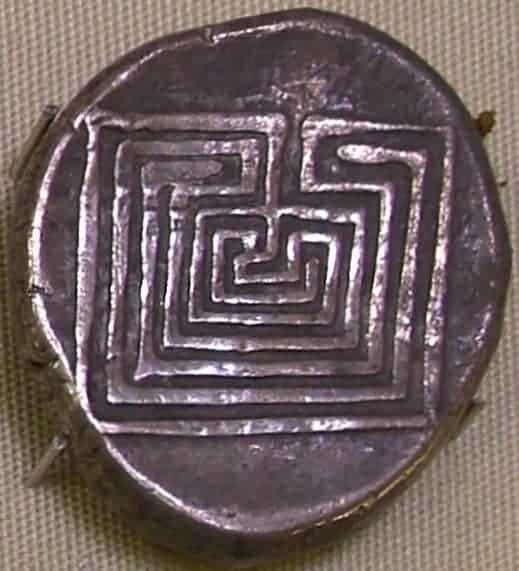 20171126 willyhern39164 id135535 Knossos silver coin 400bc - Mandalas: Potentes Círculos Sagrados de Extraordinario Poder y Magia - hermandadblanca.org