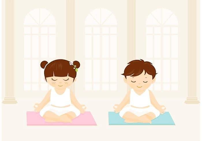 yogaenlaninez - ¿Porqué Aprender Yoga en la Niñez? - hermandadblanca.org
