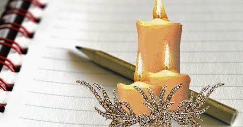 20171210 willyhern39164 id136036 vela y papel - ¿Cómo Recibir el Año Nuevo 2018? Rituales de Fin de Año - hermandadblanca.org