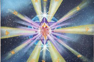 Accediendo a las semillas de cristales atómicos de las memoria de la Tierra