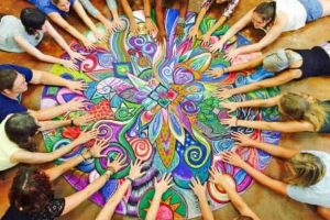 Introducirnos en el Arte y Despertar la Creatividad que estaba Dormida
