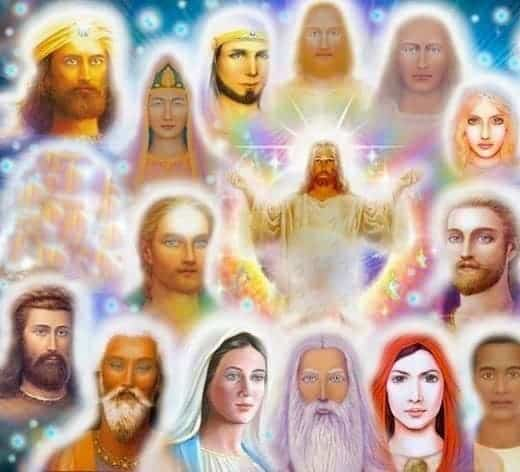 losdiscipulosacuarianosenelcaminodelaluz - Los Discípulos Acuarianos en el Camino de la Luz-Maestro Djwal Kull (El Tibetano). Parte I - hermandadblanca.org