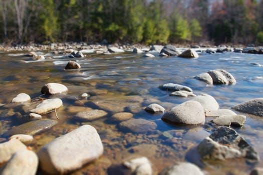 20180116 carolina396 id137080 summer rocks trees river - Mensaje del Maestro El Morya : La expansión de tu canal - hermandadblanca.org