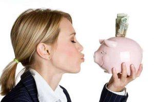 El dinero no es la felicidad. Construye una relación sana entre la abundancia y el desapego