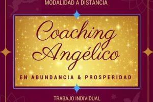 Coaching Angélico en Abundancia & Prosperidad, modalidad a distancia – Marzo 2018