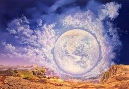 id146537 terra - Mensaje de Seres de Luz, canalizado por Anne: La luna nos quiere decir algo - hermandadblanca.org