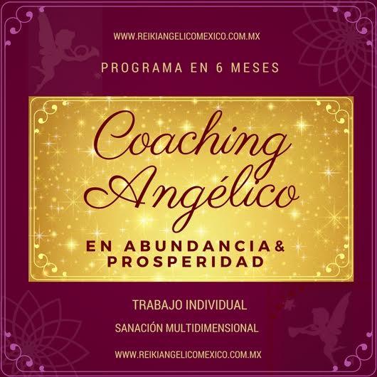 coaching angelico abril 2018 coaching angélico en abundancia & prosperidad a distancia o pres ID148137 - hermandadblanca.org