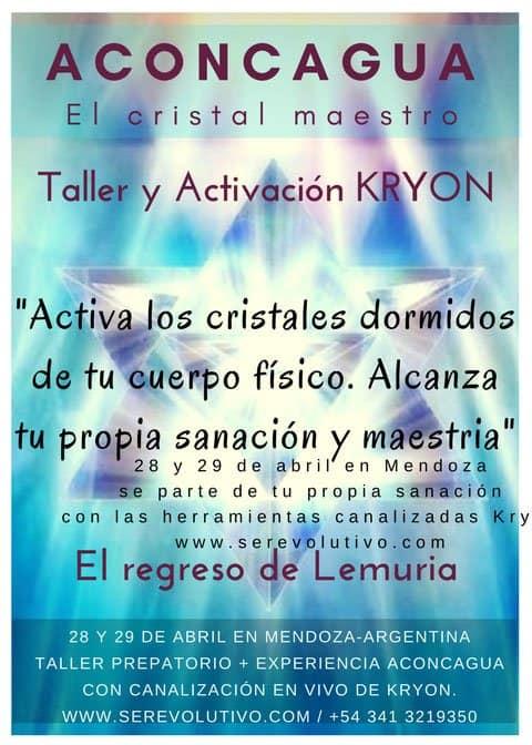 id146817 ser evolutivo kryon aconcagua argentina 2018 - Eventos Kryon en Argentina 28-30 Abril y Colombia 17-26 Agosto 2018 - hermandadblanca.org