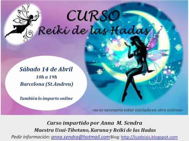 id146831 curso reiki hadas 2018 main flyer - Curso Reiki de las Hadas Online y Presencial - 14 Abril 2018 en Barcelona - hermandadblanca.org