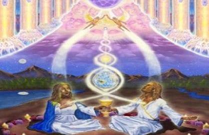 id146975 couple paredre - Mensaje de Metatrón: Pronto aparecerá un sonido cristalino y lleno de esperanza - hermandadblanca.org