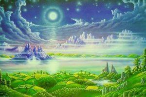 La Nueva Tierra y El Nuevo Cielo- Mensaje canalizado de Sanat-Kumara