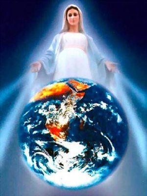mariaelevada - ¿Quién fue María? ¡La Gran Madre Planetaria! - hermandadblanca.org