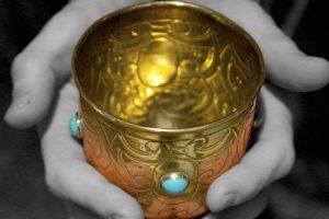 El Cáliz Sagrado. Safi. (Un Ser Angélico de la Luz Dorada)