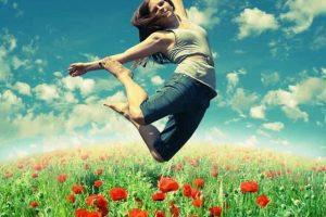 Cambia la Energía del Día Siendo Feliz.