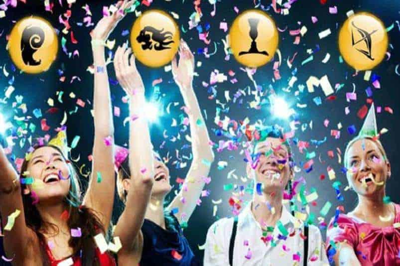 imagen1 la fiesta de los signos. doce personalidades diferentes. ID148423 - hermandadblanca.org