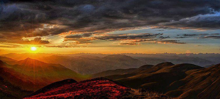sunset 3292912 340 mensaje de dios padre: el arte de soltar – parte 2 ID148187 - hermandadblanca.org