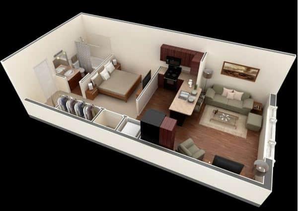 1 tres trucos para optimizar espacio en tu hogar ID148781 - hermandadblanca.org