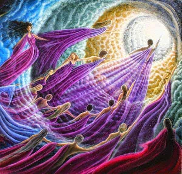 almas entramos en el primer ciclo de la ascensión planetaria ID149601 - hermandadblanca.org
