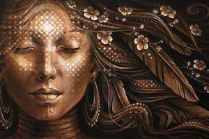 Para vivir la nueva consciencia es necesario acostumbrarse a mantenerse en armonía con su eje central