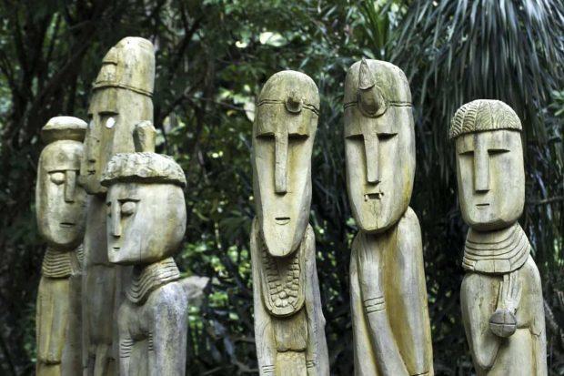 estatuas de madera entidad ¿sabes que son las entidades? ¿te has puesto a pensar que tal vez es ID149347 - hermandadblanca.org