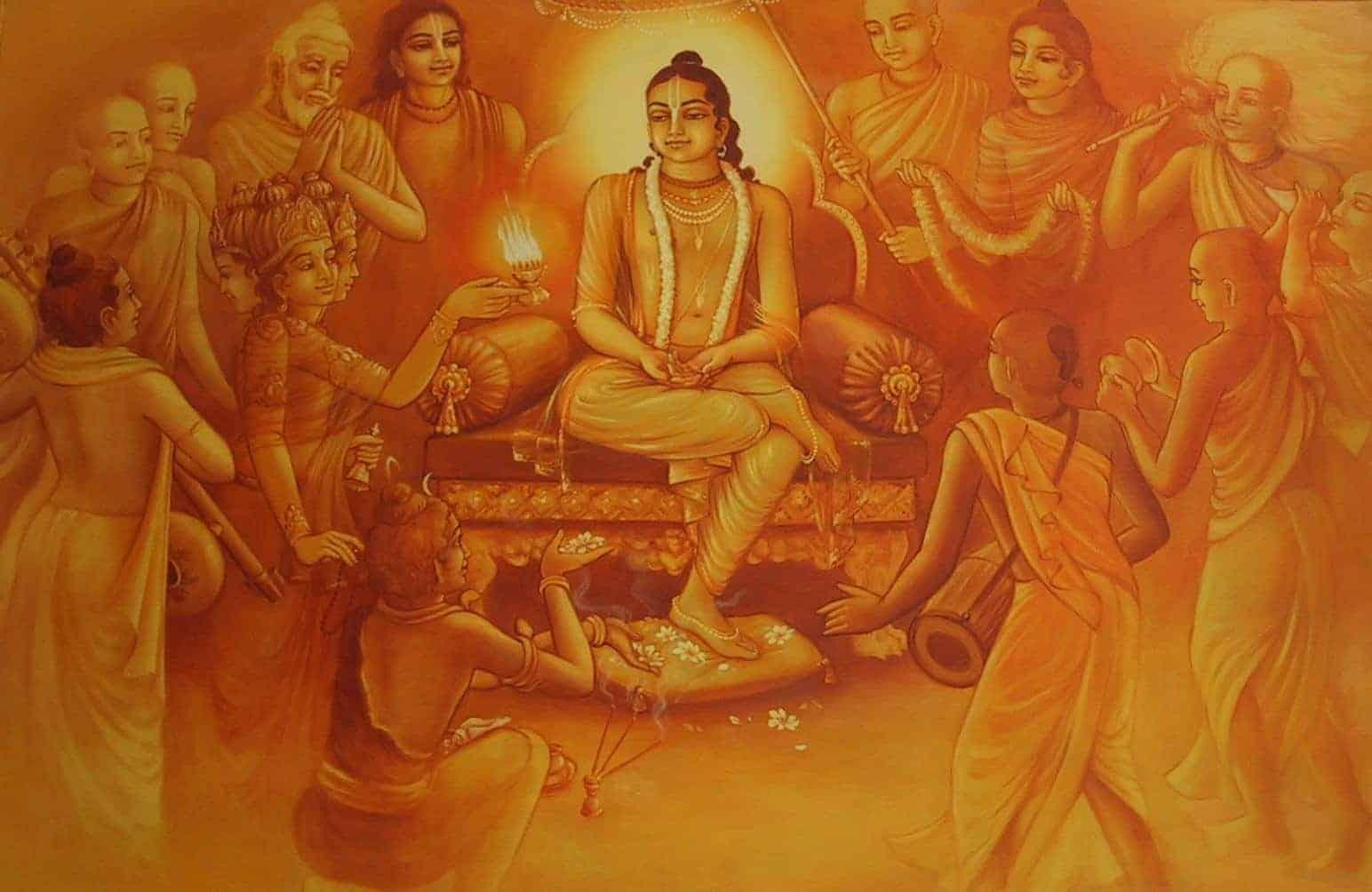 sabiduria hindu para el silencio ¿quieres lograr prosperidad para tu vida? desde la sabiduría hindú  ID149985 - hermandadblanca.org