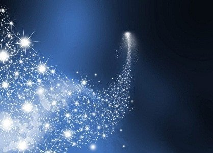 etoile filante en tu mano está crear un nuevo camino de estrellas ID153421 - hermandadblanca.org