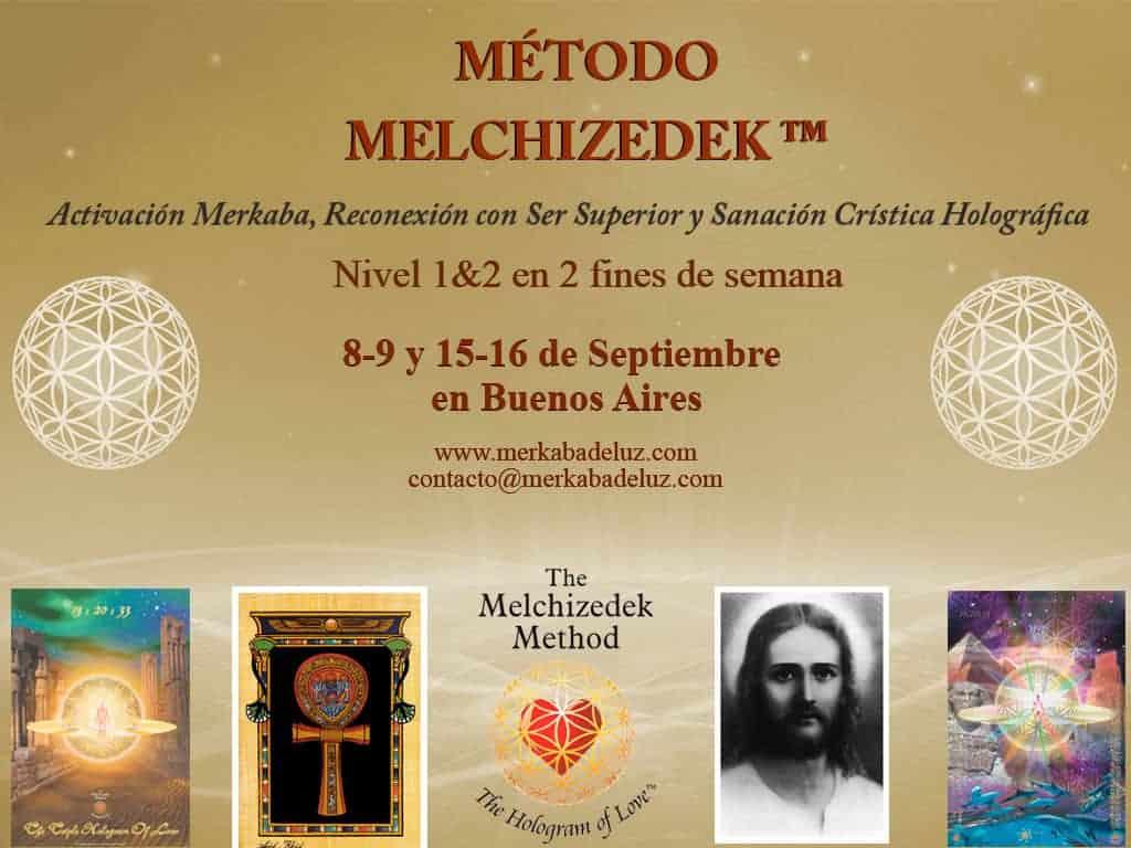 mercedes cibeira flyer1 metodo melchizedek seminario nivel 1 2 maria mercedes cibeira buenos a ID152179 - hermandadblanca.org